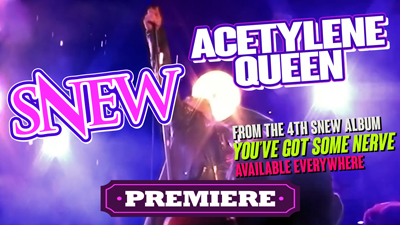 Acetylene Queen video premiere